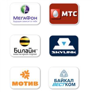 Операторы сотовой связи Перелюба
