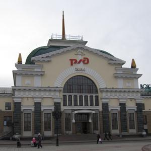 Железнодорожные вокзалы Перелюба