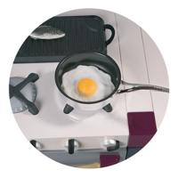 Кафе Оазис - иконка «кухня» в Перелюбе